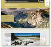 Geotourism Yellowstone