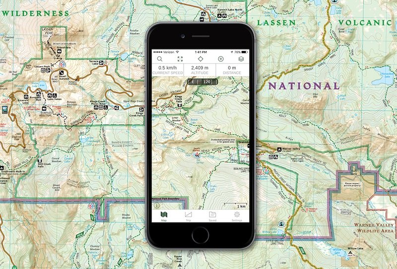 Digital Maps Apps