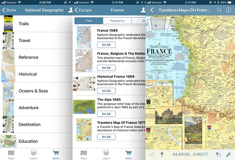 Digital maps apps avenza maps gumiabroncs Choice Image
