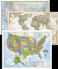 Wall Maps - Wall maps